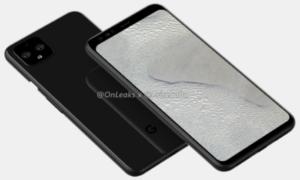 Google Pixel 4 XL na nowym zdjęciu
