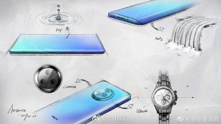 Vivo NEX 3, ładowanie Vivo NEX 3, bateria Vivo NEX 3, specyfikacja Vivo NEX 3, premiera Vivo NEX 3,