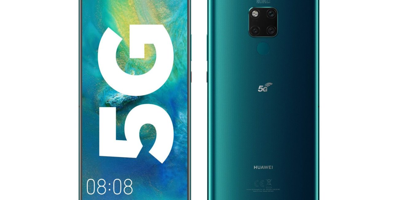 Huawei, 5G Huawei, umowy 5G Huawei, sankcje Huawei, sankcje USA Huawei, sieć 5G Huawei,