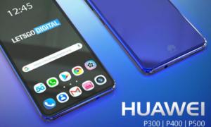 Huawei może wprowadzić nowe smartfony z serii P