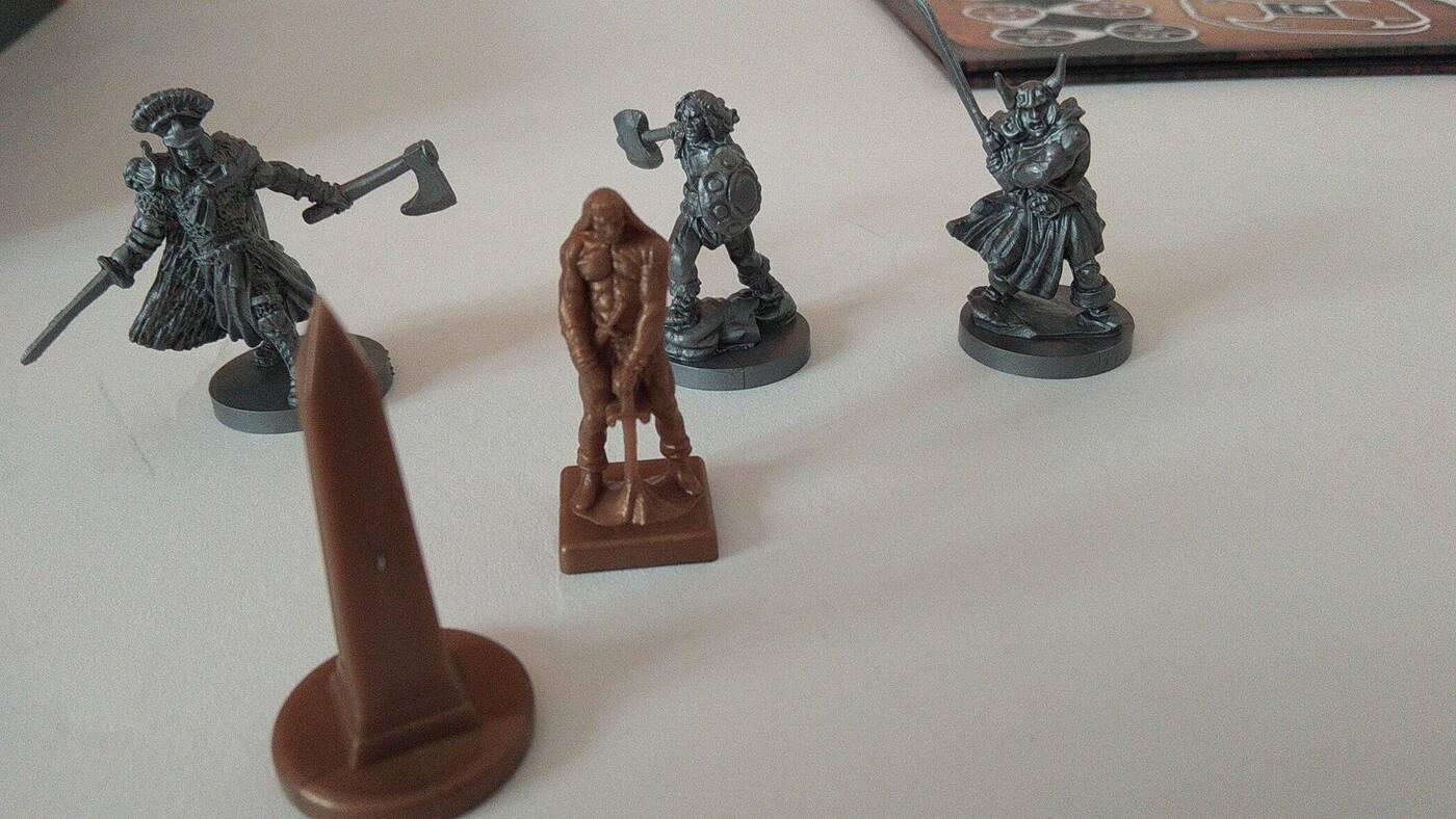 Age of Conan figurki dodatek