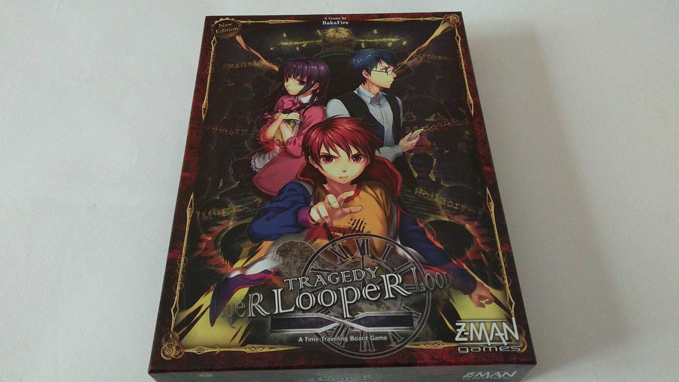Tragedy Looper pudło