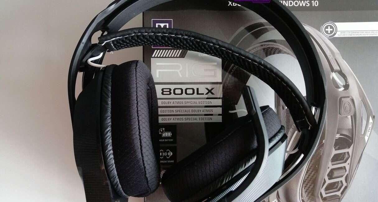 Test Plantronics RIG 800LX - bezprzewodowego zestawu do PC i Xboxa