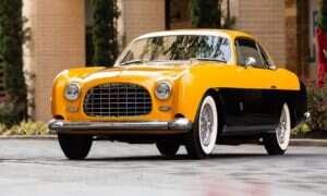Ferrari 212 Inter z 1952 roku może nie wygląda, ale brzmi, jak Ferrari