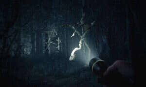 Las w Blair Witch przeraża w 4K przeraża jeszcze bardziej
