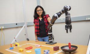 To robotyczne ramię ewidentnie brało nauki od MacGyvera