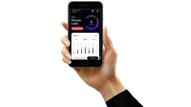 aktywność mięśni, urządzenie aktywność mięśni, mierzenie aktywność mięśni, aplikacja aktywność mięśni, kontuzje, aplikacja kontuzje, urządzenie kontuzje