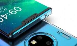 Nowe zdjęcia Huawei Mate 30 zaskakują notchem