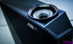 Asus F1 – test projektora zmieniającego zasady gry