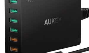 Test ładowarki Aukey PA-T11