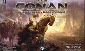 Recenzja gry planszowej Age of Conan