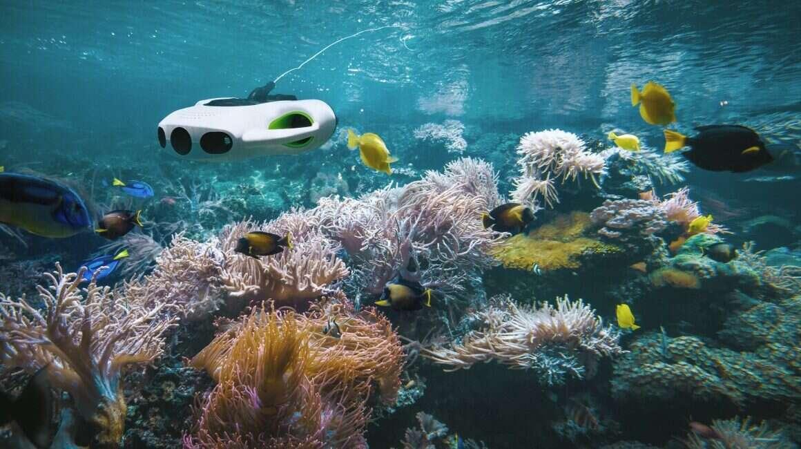 Poznajcie podwodnego drona BW Space Pro od BW Space