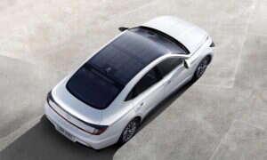 Hyundai postawił na solarny dach w hybrydzie Sonata