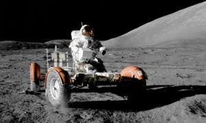 Naukowcy badają tajemnicze trzęsienie Księżyca z 1975 roku