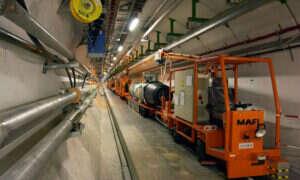 Wiemy jaką długość będzie miał nowy konkurent Wielkiego Zderzacza Hadronów