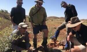 Badania na terenie Australii pomogą w poszukiwaniu życia na Marsie