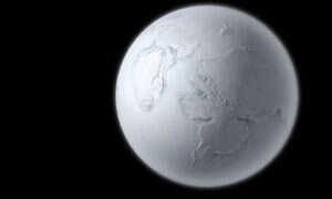 Lodowe planety mogą posiadać obszary możliwe do zamieszkania