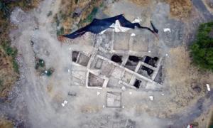 """W pobliżu Jeziora Galilejskiego odkryto pozostałości """"Kościoła apostołów"""""""