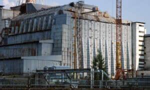 Czarnobylski sarkofag zostanie zdemontowany