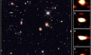 Astronomowie badają stare galaktyki, które mogą pomóc w związku z ciemną materią