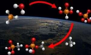 Kluczowa dla życia na Ziemi molekuła mogła pochodzić z kosmosu
