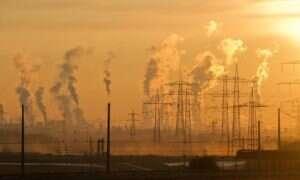 Czy zanieczyszczenie powietrza hamuje postępowanie globalnego ocieplenia?