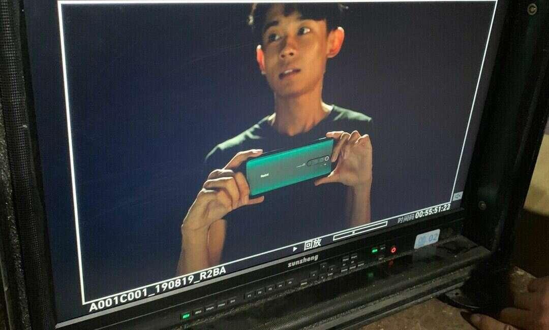 Redmi Note 8 Pro, reklama Redmi Note 8 Pro, TV Redmi Note 8 Pro, wygląd Redmi Note 8 Pro, design Redmi Note 8 Pro