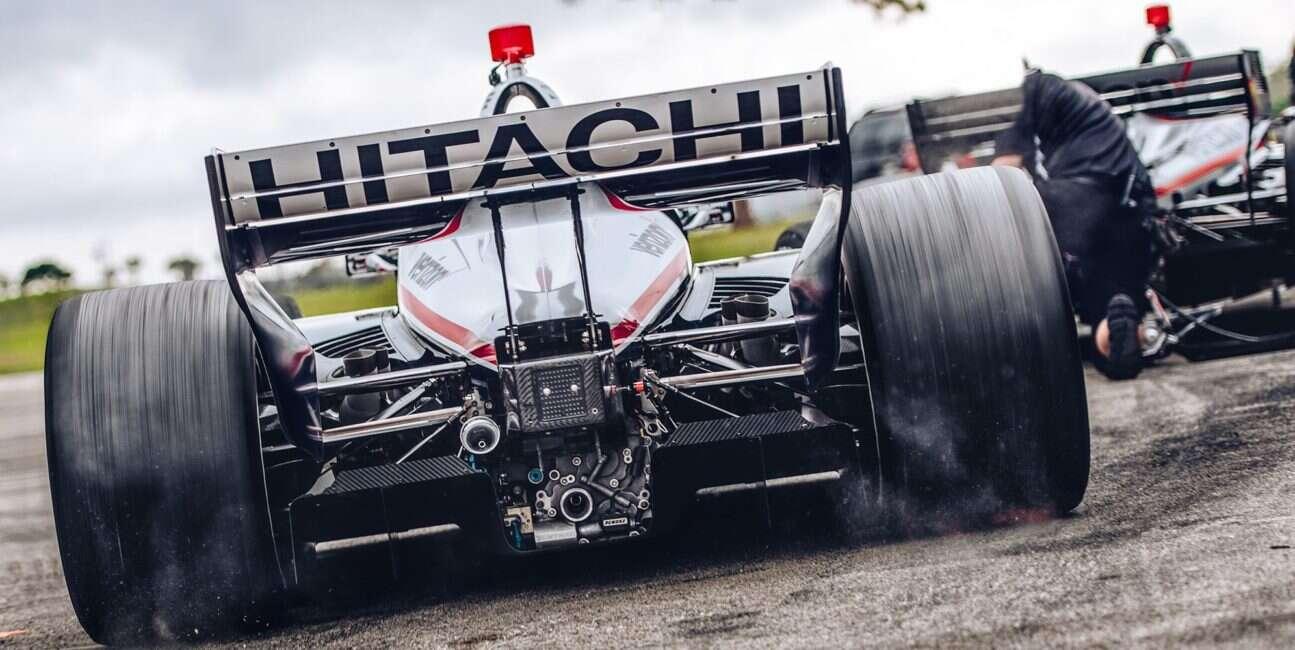 Seria wyścigowa IndyCar pójdzie w hybrydy po 10 latach