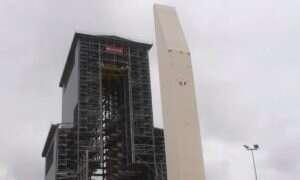 Mobilna platforma startowa rakiet Ariane 6 już po pierwszych testach
