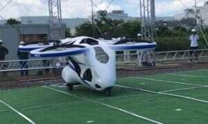 Kolejny producent zaciera różnice pomiędzy latającym samochodem i wielkim dronem