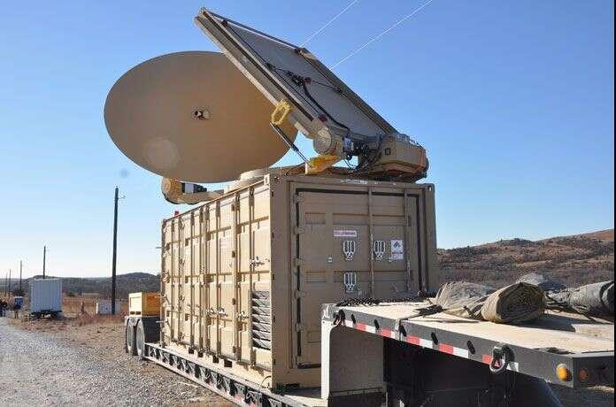 Armia USA chce smażyć drony w powietrzu mikrofalami
