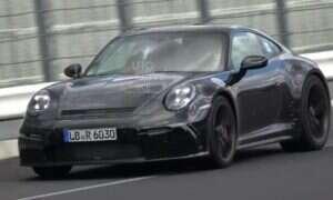 To prawdopodobnie nowe Porsche 911 GT3 Touring
