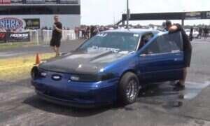 To prawdopodobnie najbardziej ekstremalny Ford Taurus w historii