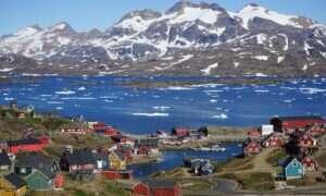 Ile lodu straciła Grenlandia w zeszłym miesiącu?
