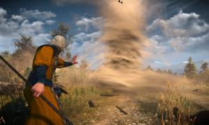 Wiedźmin mag – mod na magiczne zaklęcia dla Geralta