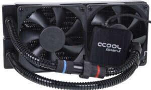 Test chłodzenia Alphacool Eisbaer LT 240 CPU