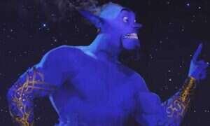 Dżin na grafikach koncepcyjnych z Aladyna. Zobaczcie jak mógłby wyglądać Will Smith!