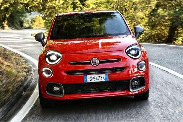 Fiat 500X Sport zaliczył debiut