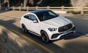 """Oto """"coupe"""" Mercedes-AMG GLE 2021"""