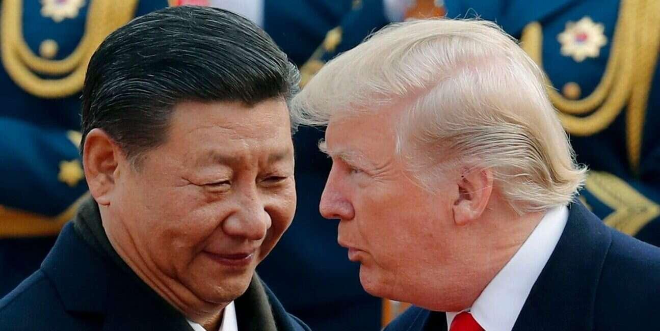 Trump, USA, giełda USA, Chiny, USA Chiny giełda, usunięcie Chin z giełdy, Trump Chiny