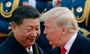 Trump rozważa usunięcie chińskich firm z giełdy