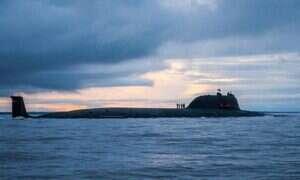 Rosyjska marynarka po raz kolejny wysuwa się na prowadzenie