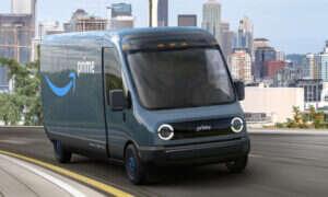 Amazon zamówił sto tysięcy elektrycznych samochodów dostawczych Rivian