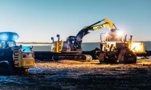 Firma Built Robotics zapewnia autonomię ciężkim maszynom