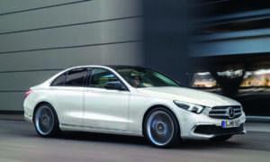 Mercedes-Benz włoży w nową klasę C technologię z klasy S