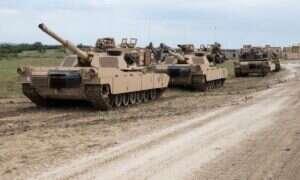 Elektryczne napędy mogą zawitać do czołgów przyszłości