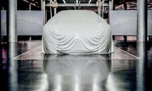 Mercedes-Benz EQS 2021 trafi na targi w Frankfurcie