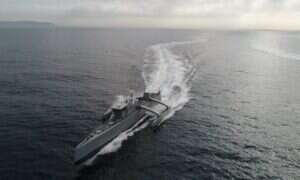Marynarka Wojenna USA postępuje rozważnie z autonomicznymi broniami