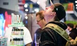 Rakotwórczy związek znajduje się w liquidach do e-papierosów