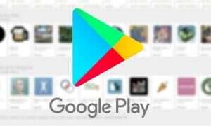 Tak wygląda ciemny motyw w Google Play